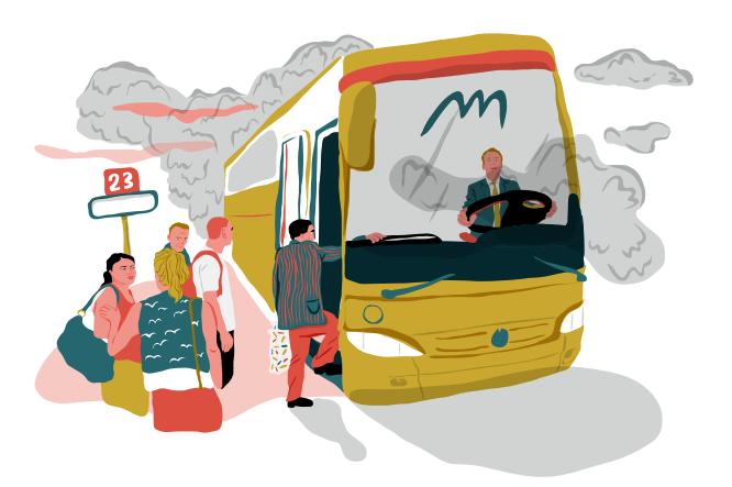Pourquoi les journalistes diffusent-ils l'avis d'usagers perturbés par les grèves de la SNCF (alors que ça ne sert à rien) ?