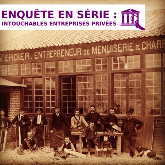 """Le mythe du """"petit patron qui galère"""" ou comment le """"soutien au TPE-PME"""" sert le grand patronat – Intouchables entreprises privées, épisode II"""