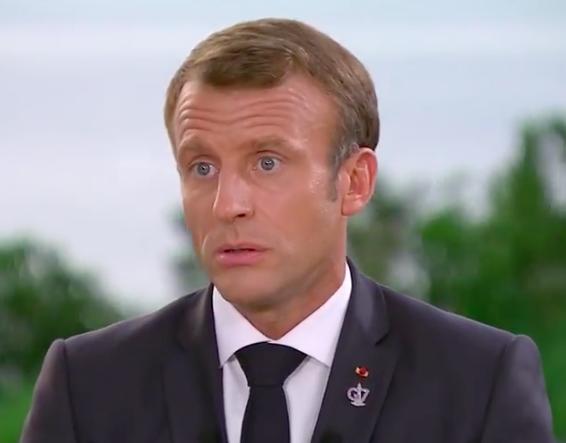 Macron, champion international et génie écolo : la fable éhontée de la rentrée