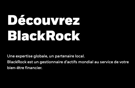 En fait c'est quoi Black Rock ? Portrait du géant qui veut engloutir nos retraites