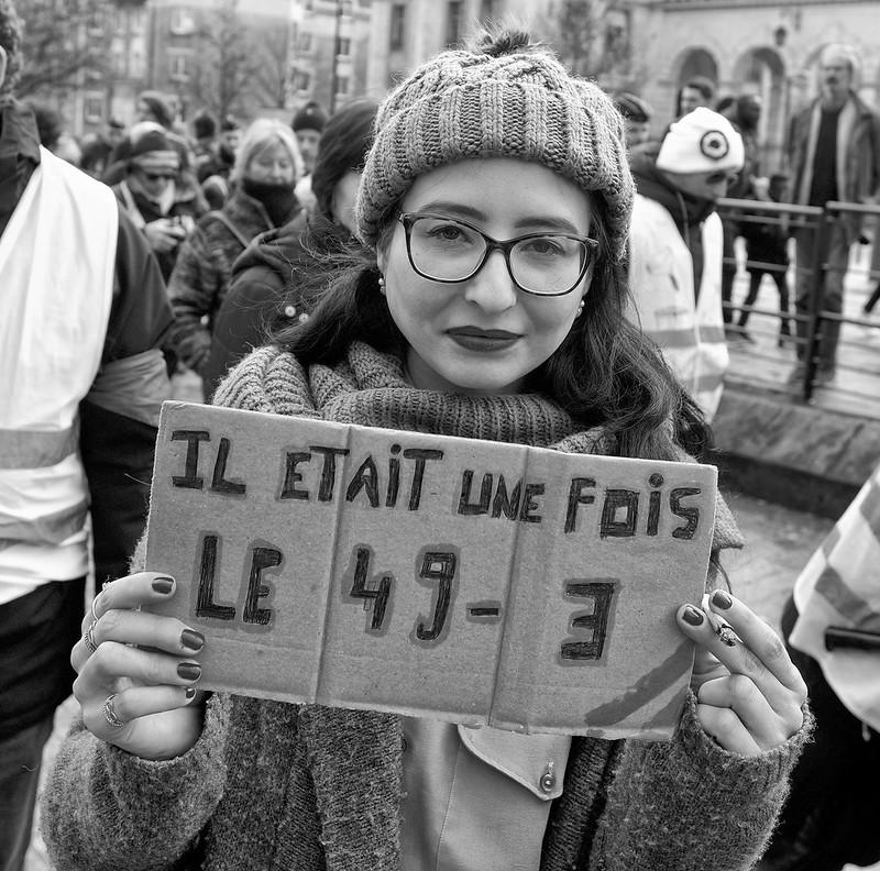"""Bernard Friot: """"Si la bourgeoisie est la classe dirigeante, c'est parce qu'elle dirige le travail, et non pas parce qu'elle est riche"""""""